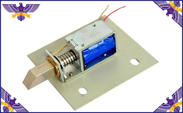 思德隆感应门锁电磁铁性能