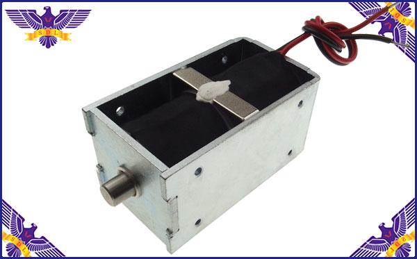 电子,电力 磁性材料 电梯安全电磁阀用双保持式电磁铁定做  型号:sdl